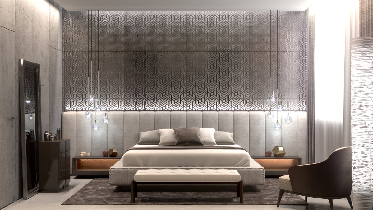 40 Beautiful Bedrooms That We Are In Awe Of on Beautiful Room Decor  id=94928