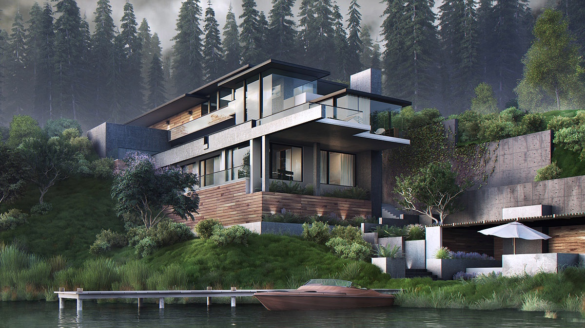 50 stunning modern home exterior designs that awesome