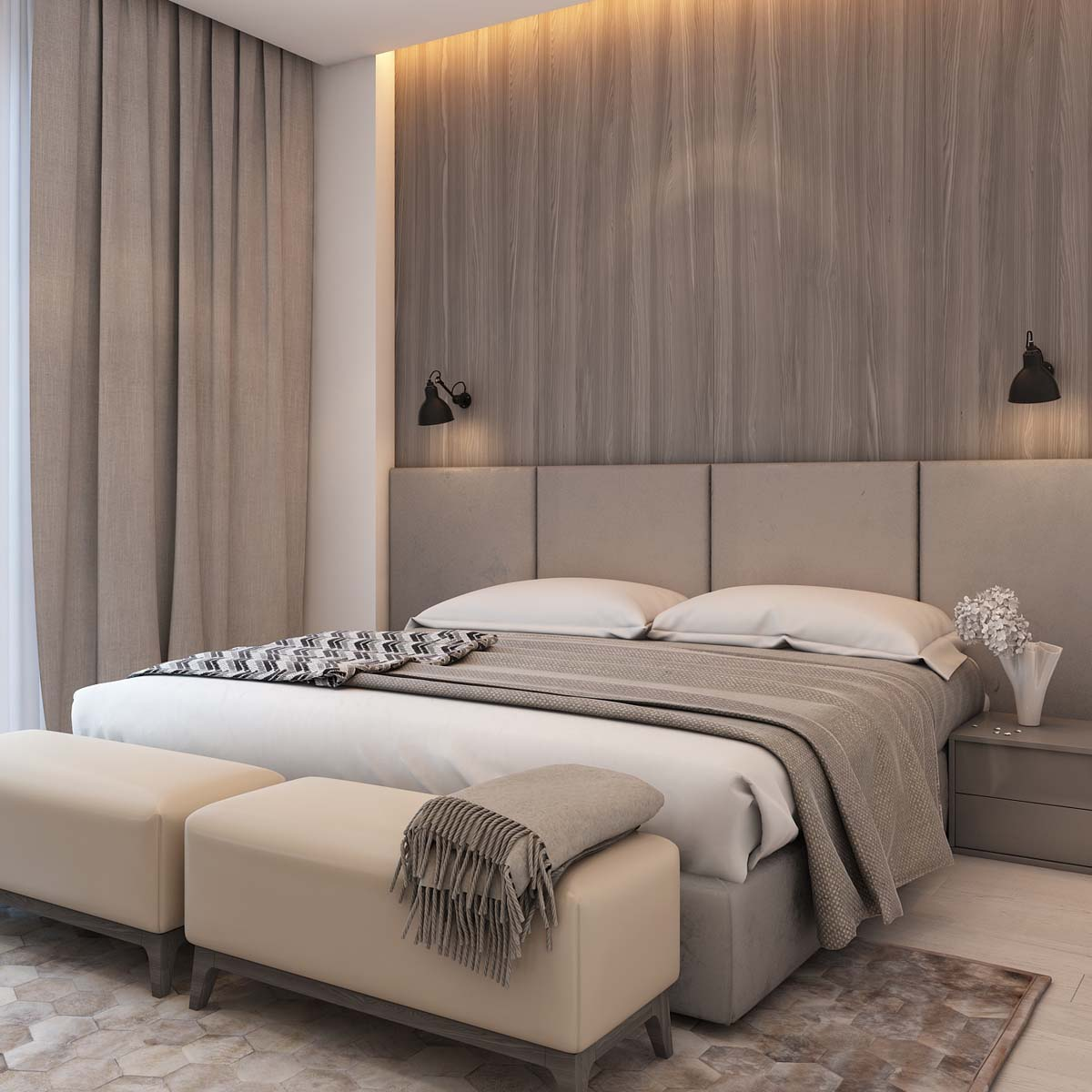 A Simple, Modern Apartment in Moscow on Basic Room Ideas  id=91720