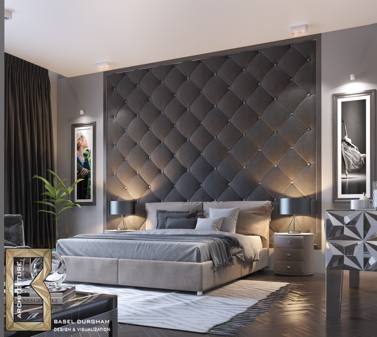 44 awesome accent wall ideas for your bedroom on accent wall ideas id=82935