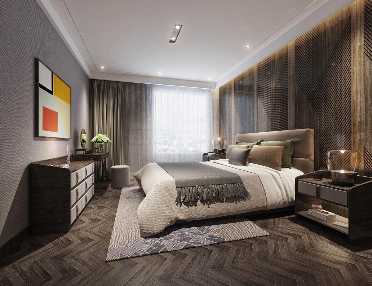 Modern Asian Luxury Interior Design on Room Decore  id=52876