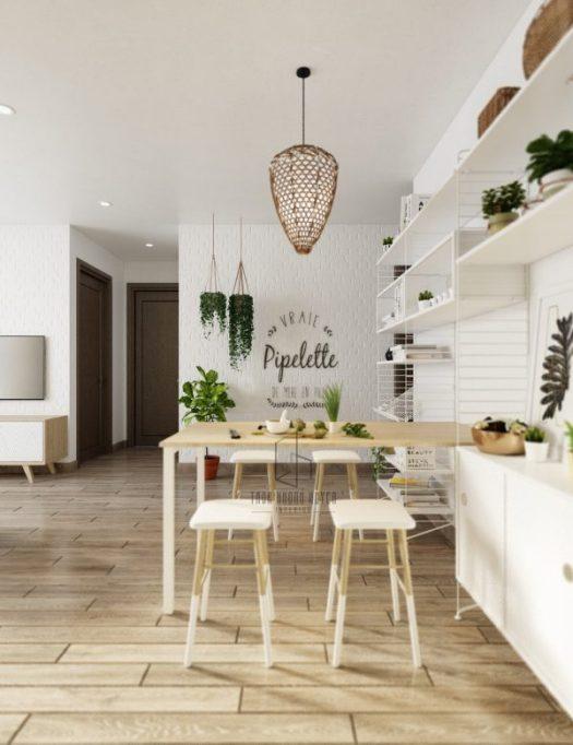 3 homes with a modern botanical vibe
