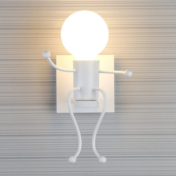 Wall Sconces Cad Block: Cool Product Alert: Cute LED Wall Sconces