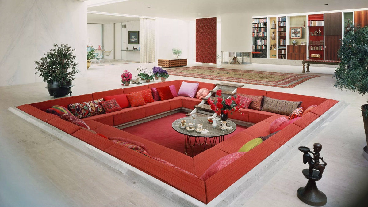 30 Mesmerizing Mid Century Modern Living Rooms And Their
