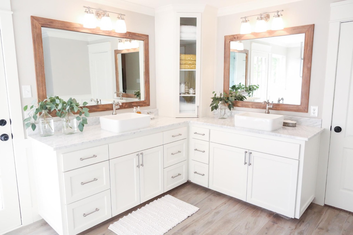 40 Double Sink Bathroom Vanities