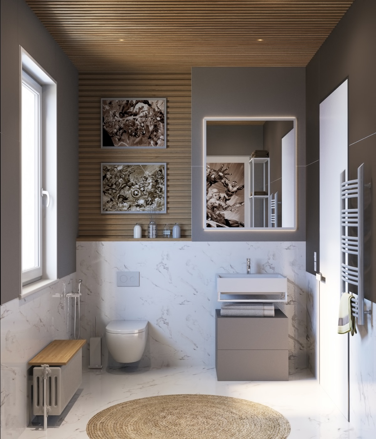 40 Modern Bathroom Vanities That Overflow With Style on Modern Small Bathroom  id=57422