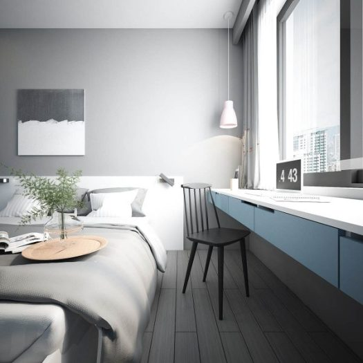 Small modern apartment design with asian and scandinavian influences home style influences from scandinavia and asia meld wonderfully together as they have