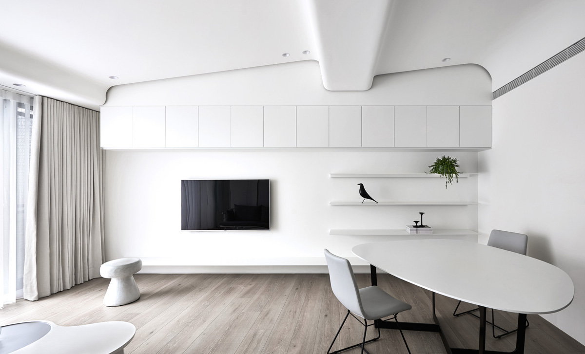All-White Interior Design: Tips With Example Images To