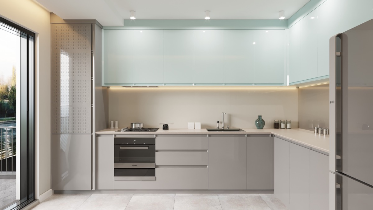 50 Lovely L Shaped Kitchen Designs Amp Tips You Can Use From Them