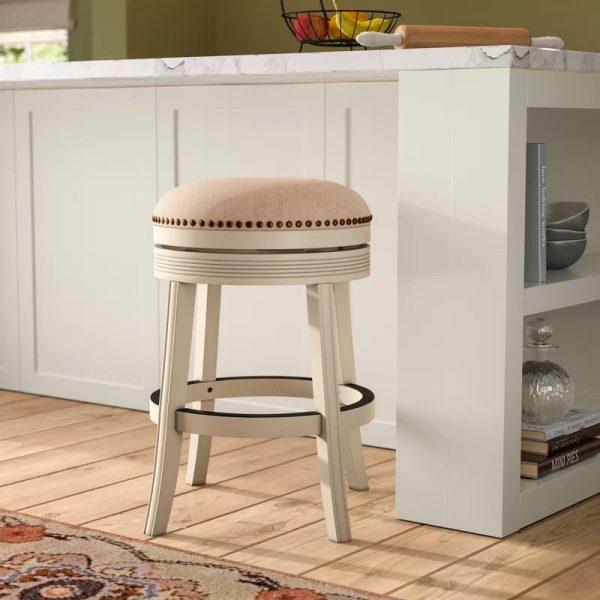 Astounding 51 Swivel Bar Stools To Go With Any Decor Free Cad Inzonedesignstudio Interior Chair Design Inzonedesignstudiocom