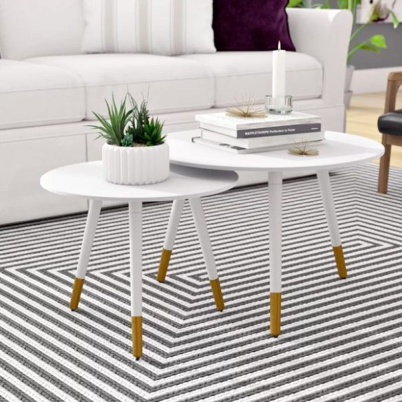 Awe Inspiring 41 Nesting Coffee Tables That Save Space And Add Style Caraccident5 Cool Chair Designs And Ideas Caraccident5Info