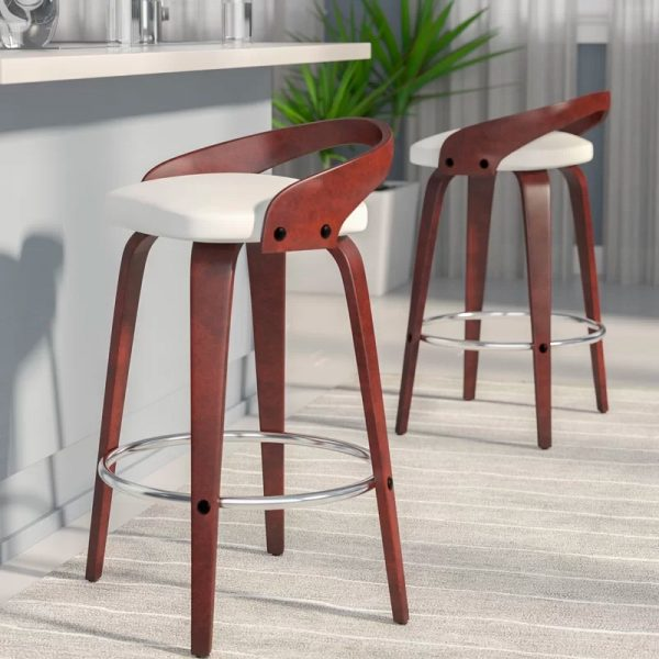 Astonishing 51 Swivel Bar Stools To Go With Any Decor Free Cad Inzonedesignstudio Interior Chair Design Inzonedesignstudiocom