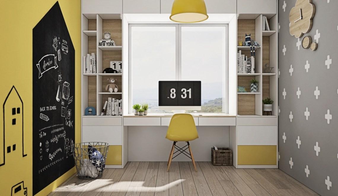 Design Study Room