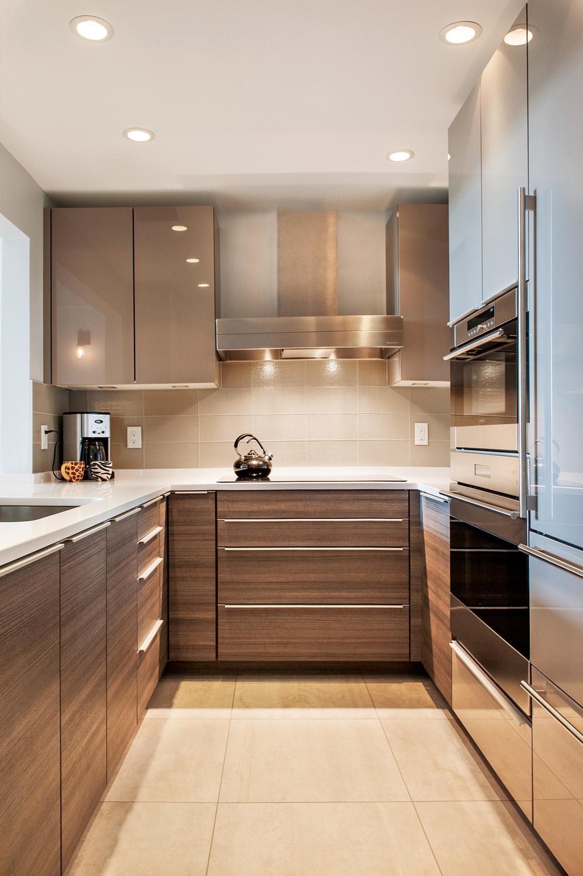U Shaped Kitchen Cabinet Layout Ideas Novocom Top