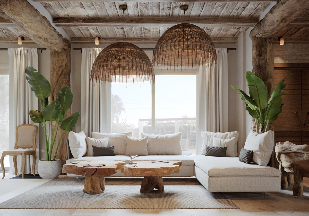 51 Beautiful Living Rooms With Irresistible Modern Appeal on Beautiful Room Decoration  id=95255