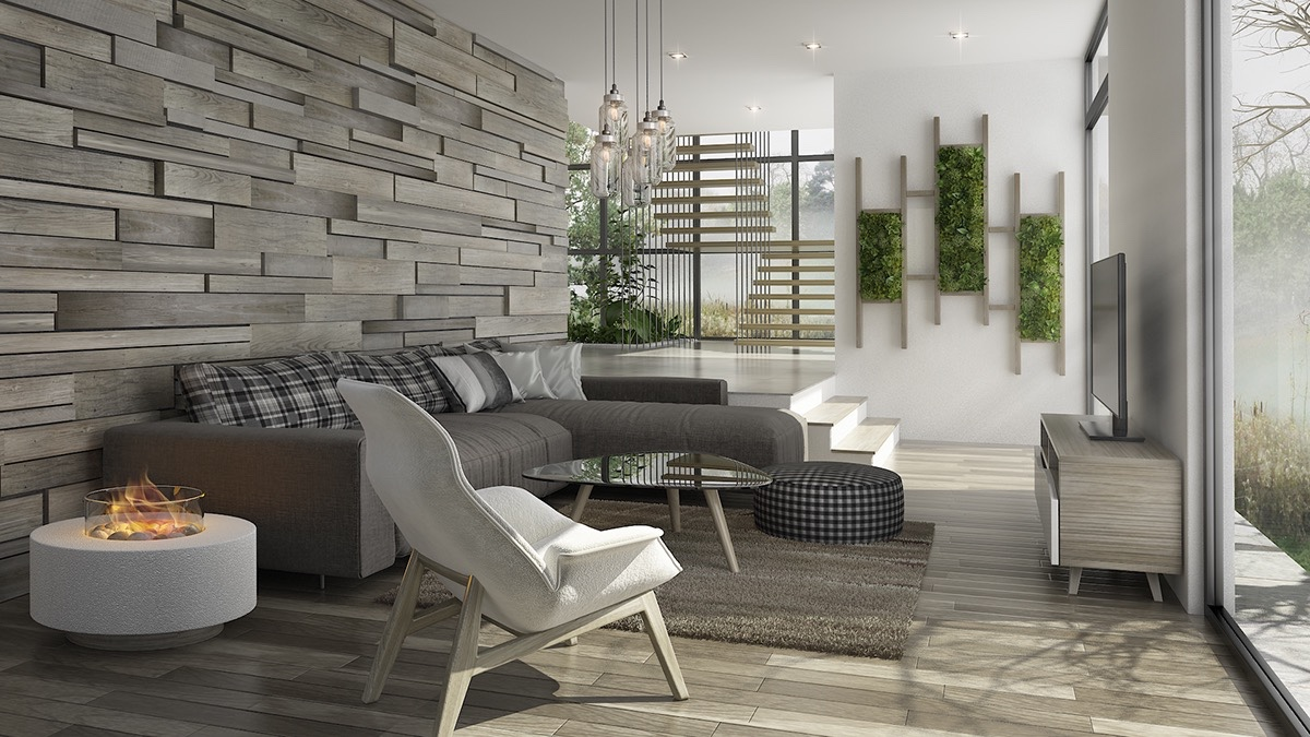 51 Beautiful Living Rooms With Irresistible Modern Appeal on Beautiful Room Pics  id=63481