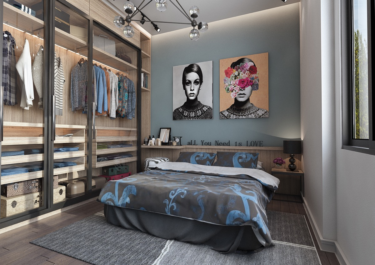 51 Cool Bedrooms With Tips To Help You Accessorize Yours on Cool Bedroom Ideas For Guys Small Rooms  id=37017