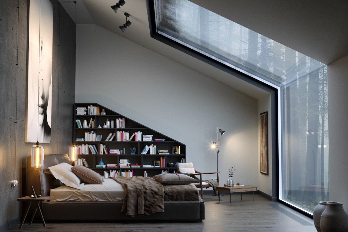 51 Cool Bedrooms With Tips To Help You Accessorize Yours on Cool Bedroom  id=59603