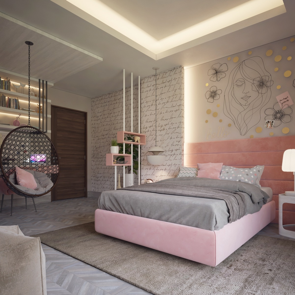 51 Cool Bedrooms With Tips To Help You Accessorize Yours on Cool Bedroom  id=34133