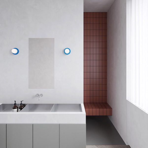 minimalist-bathroom-with-open-shower-600x600 Modern Minimalist Apartment Designs Under 75 Square Meters (808 Square Feet) Upholstery in Victoria