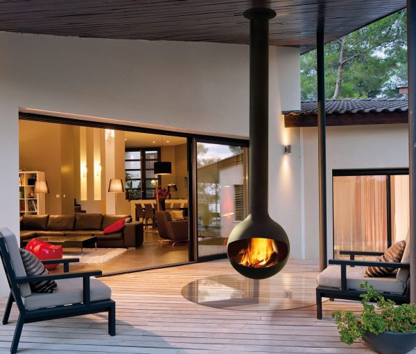 51 Modern Fireplace Designs To Fill Your Home With Style And - Luxury-italian-fireplaces-from-savio-firmino