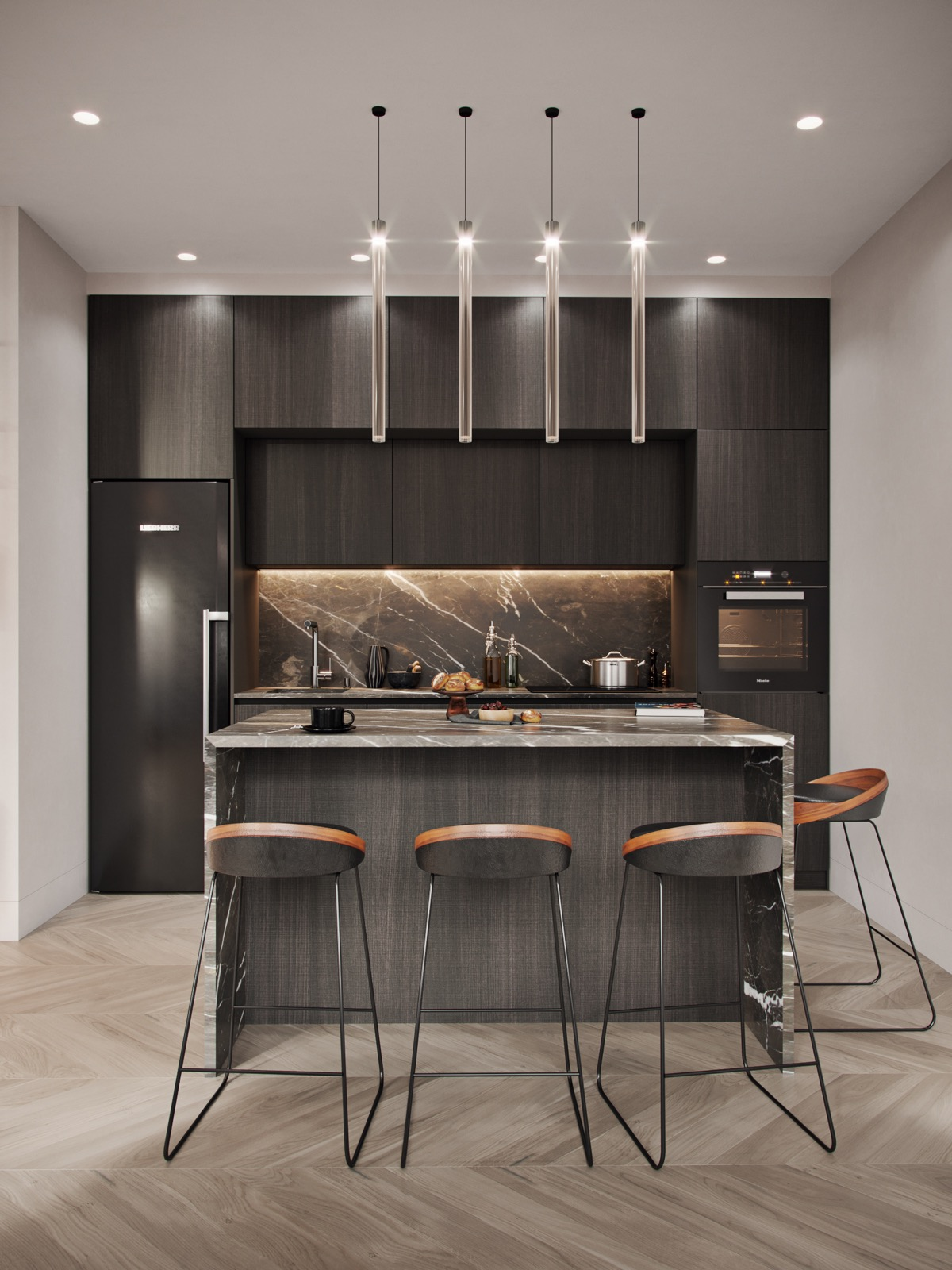 51 Luxury Kitchens And Tips To Help You Design And ... on Ultra Modern Luxury Modern Kitchen Designs  id=36829
