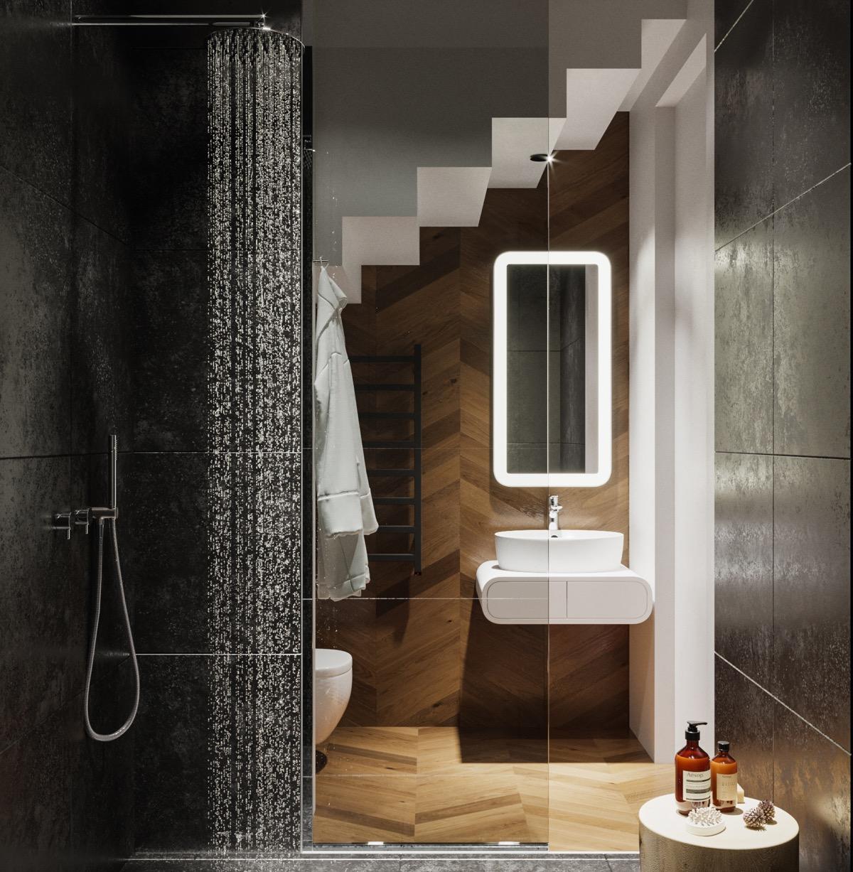 51 Modern Bathroom Design Ideas Plus Tips On How To ... on Bathroom Ideas Modern Small  id=44624