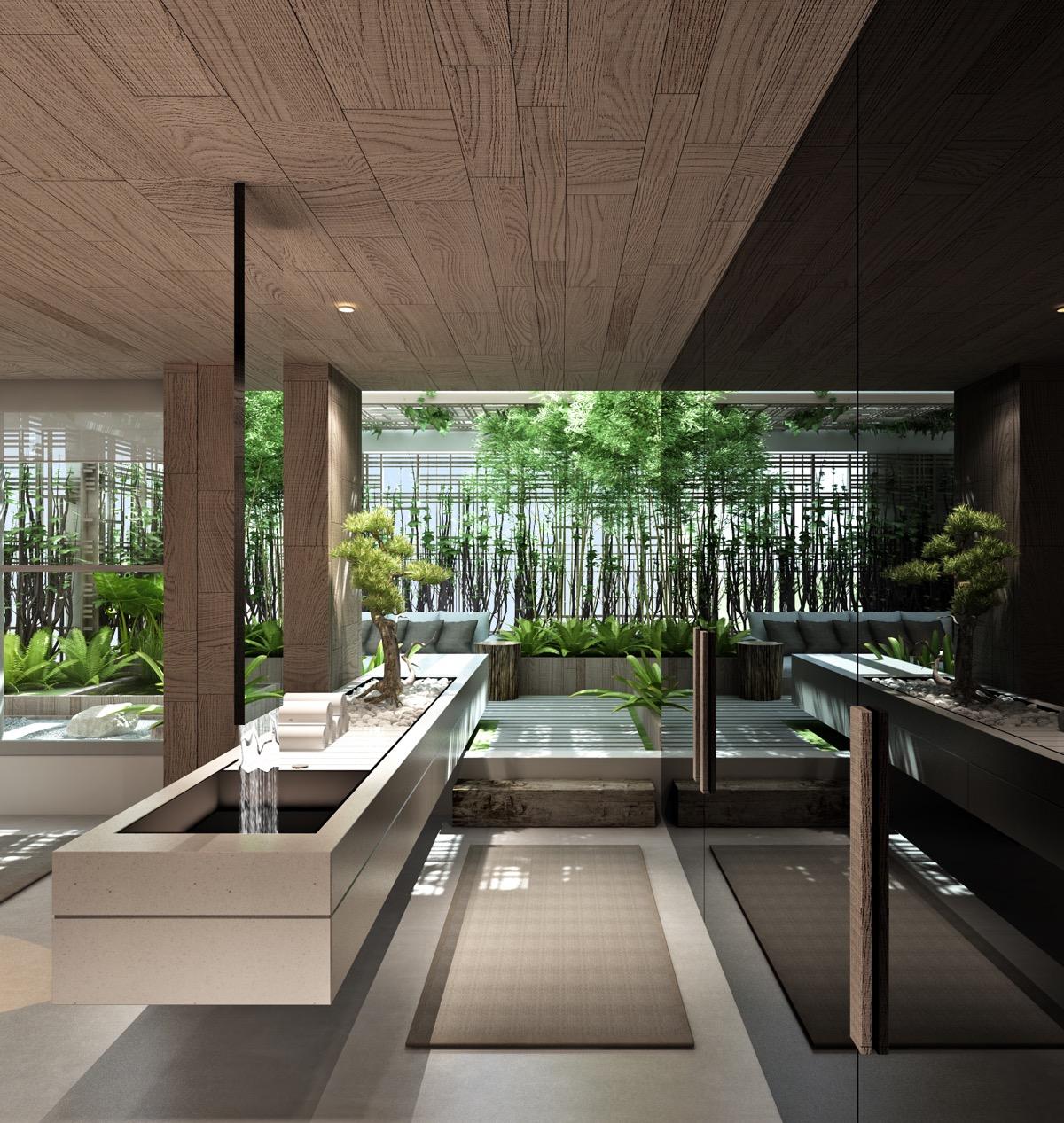 51 Modern Bathroom Design Ideas Plus Tips On How To ... on Contemporary Small Bathroom Ideas  id=13857