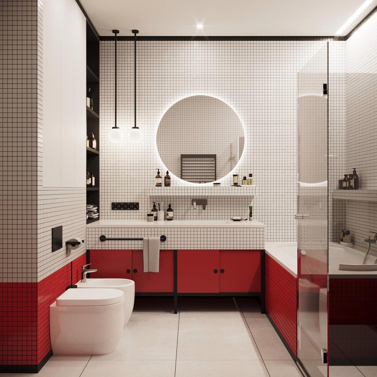 51 Modern Bathroom Design Ideas Plus Tips On How To ... on Modern Small Bathroom Design  id=16091