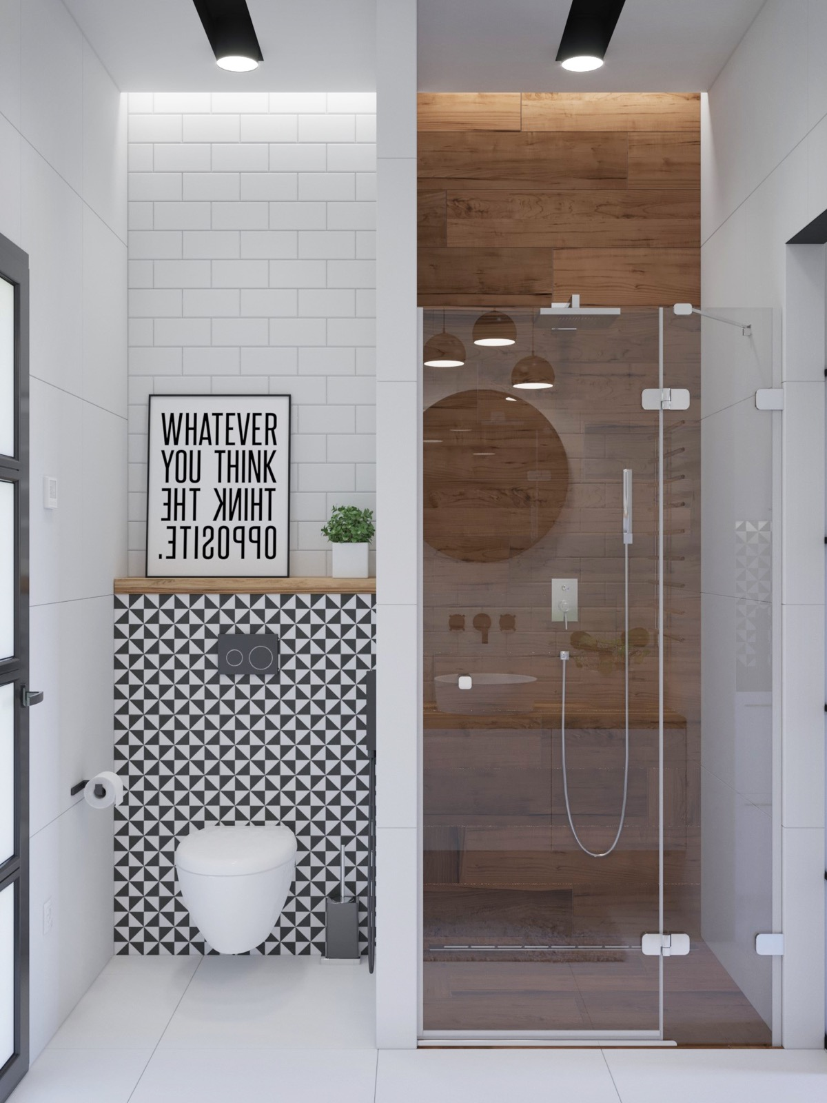 51 Modern Bathroom Design Ideas Plus Tips On How To ... on Modern Small Bathroom  id=51635