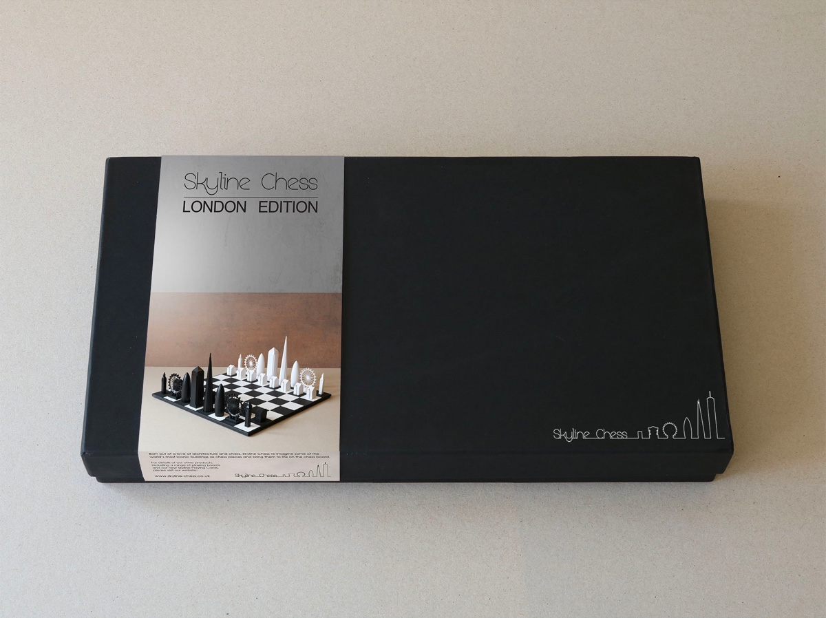 Product Of The Week: Unique Skyline Chess Sets