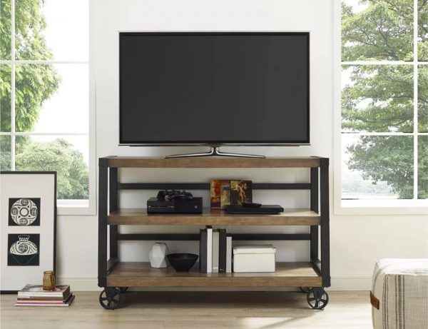 51 TV Stands And Wall Units To Organize And Stylize Your