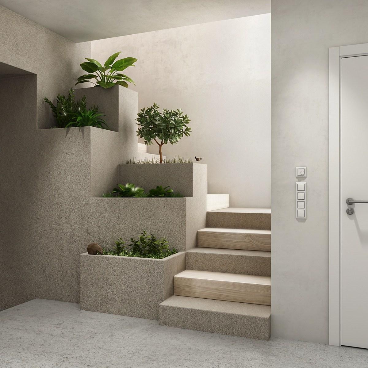 51 Stunning Staircase Design Ideas   Steps Design Inside Home   Stunning   Hidden   Sala   Family House   Interior Staircase Simple
