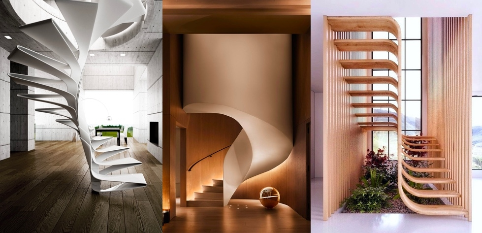 Design Collection Modern Designing Stairs For Vintage Style 50 | Modern Stairs Design Indoor | Contemporary | Concrete | Beautiful Modern | Fancy | Interior