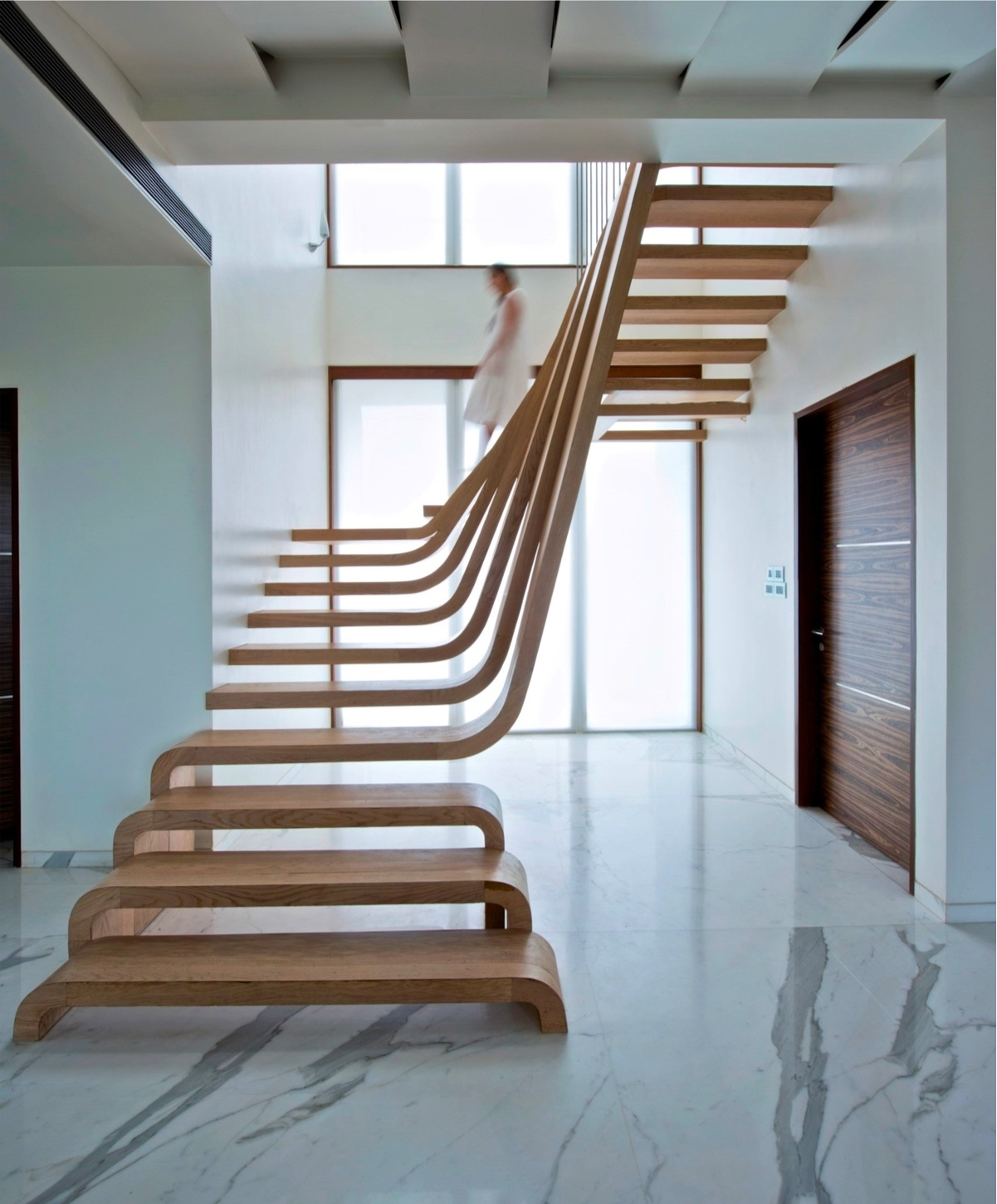 51 Stunning Staircase Design Ideas | New Home Stairs Design | Beautiful | Entrance | Iron | Stairway | Wall