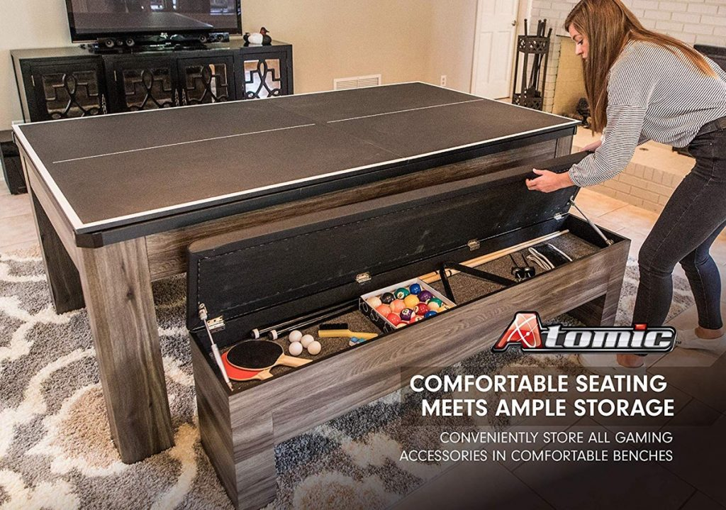 Product Of The Week A Dining Table Tennis Pool Table