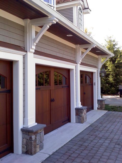 Garage Ideas, Designs & Pictures | Garage Decorating on Garage Door Colors Pictures  id=71405