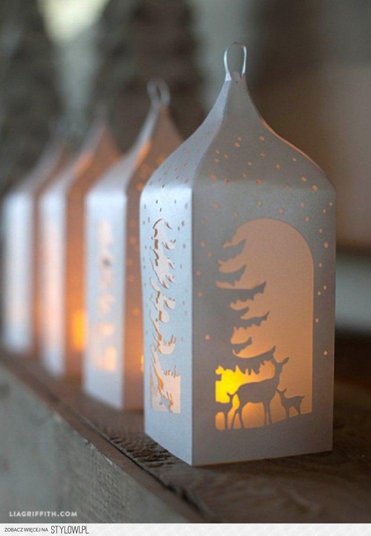 Metal Outdoor Candle Lanterns