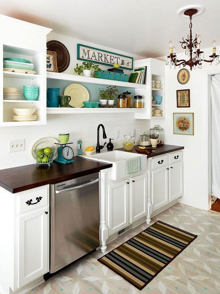 Small Tiny Kitchen Designs