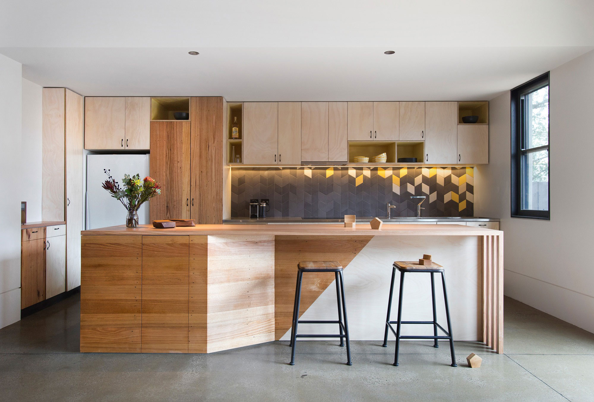 50 Best Modern Kitchen Design Ideas for 2017 on Modern Kitchens  id=98439