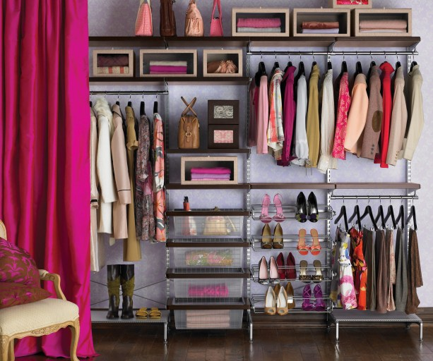 The Best Ways to Organize Your Bedroom Closets