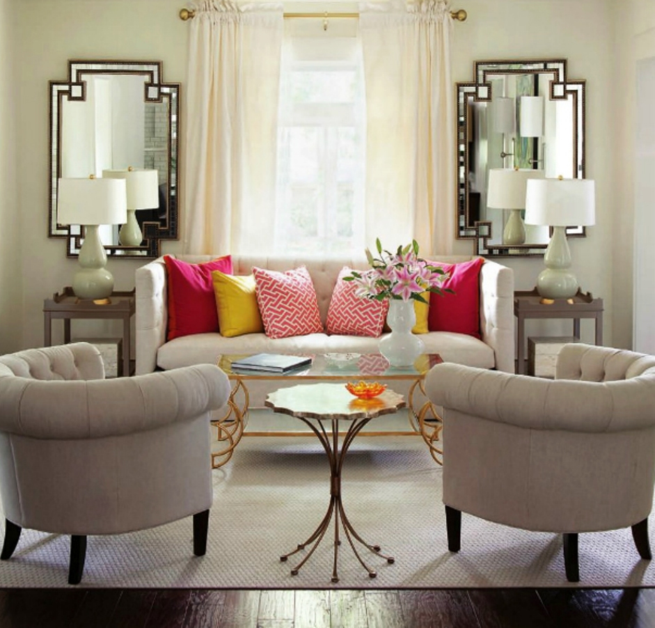50 Best Small Living Room Design Ideas for 2017 on Decorating Small Living Room  id=47044