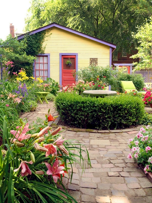 50 Best Backyard Landscaping Ideas and Designs in 2017 on Country Patio Ideas id=70584