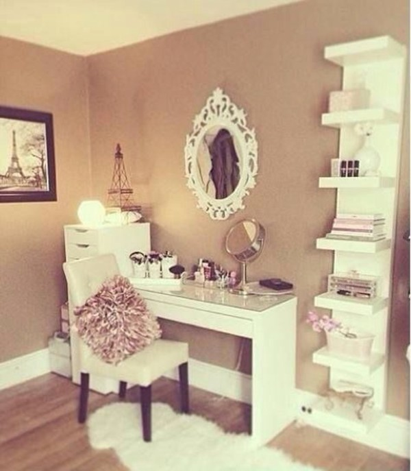 50 Stunning Ideas for a Teen Girl's Bedroom for 2017 on Teenage Room Design For Girls  id=30855