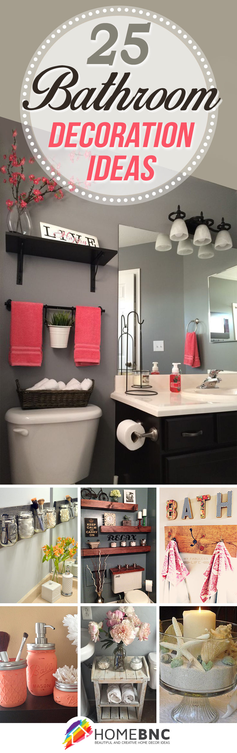 25 Best Bathroom Decor Ideas and Designs for 2017 on Popular Bathroom Ideas  id=16525