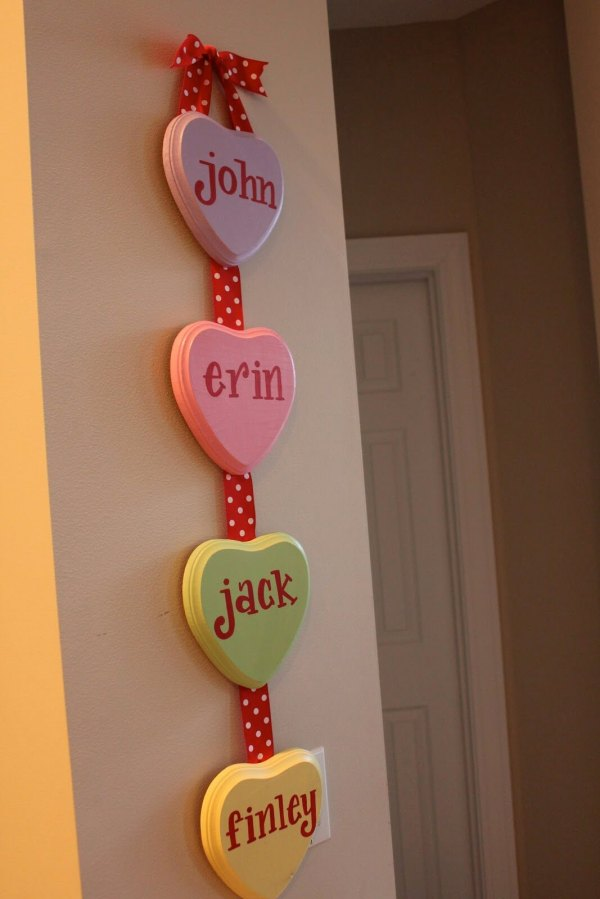 20 Super- Easy Last Minute DIY Valentine's Day Home ...