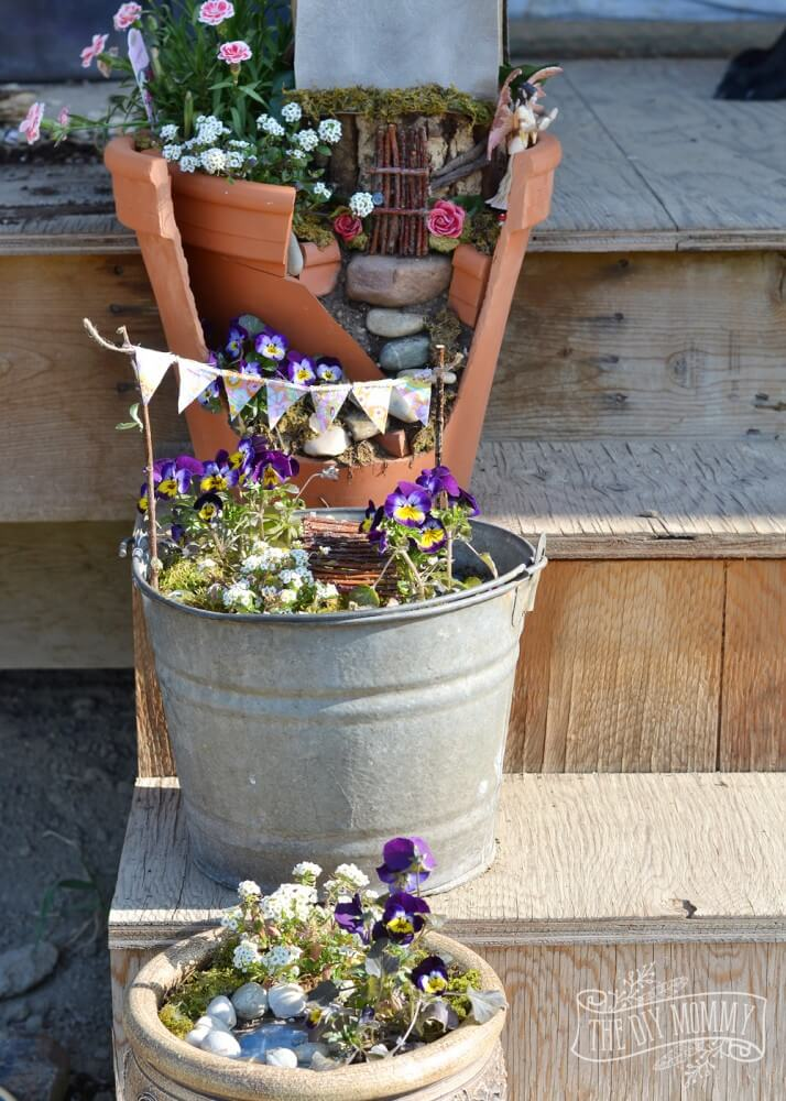 34 Best Vintage Garden Decor Ideas and Designs for 2017 on Garden Decor Ideas  id=81446