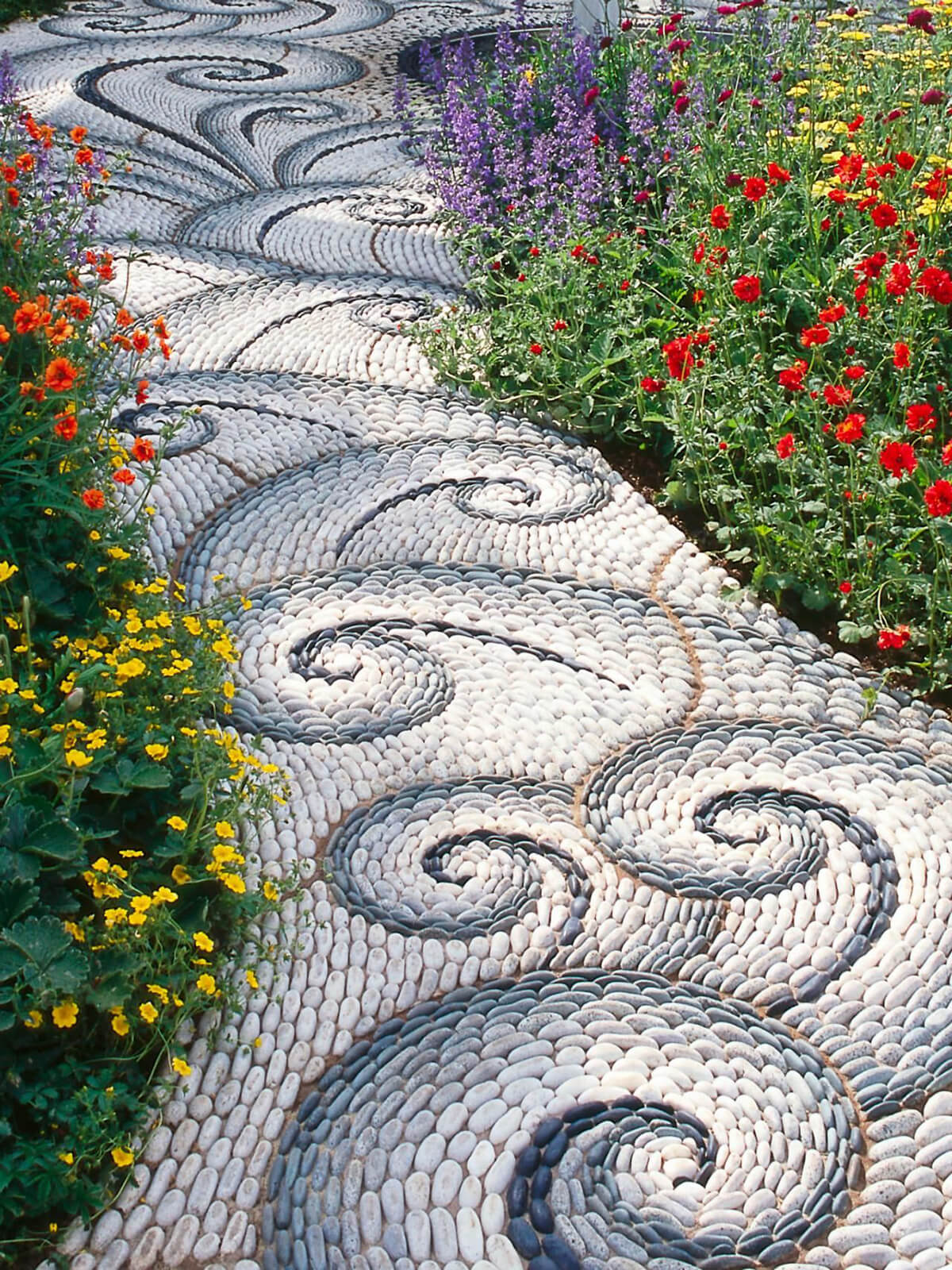 25 Best Garden Path and Walkway Ideas and Designs for 2017 on Backyard Walkway Ideas id=12085