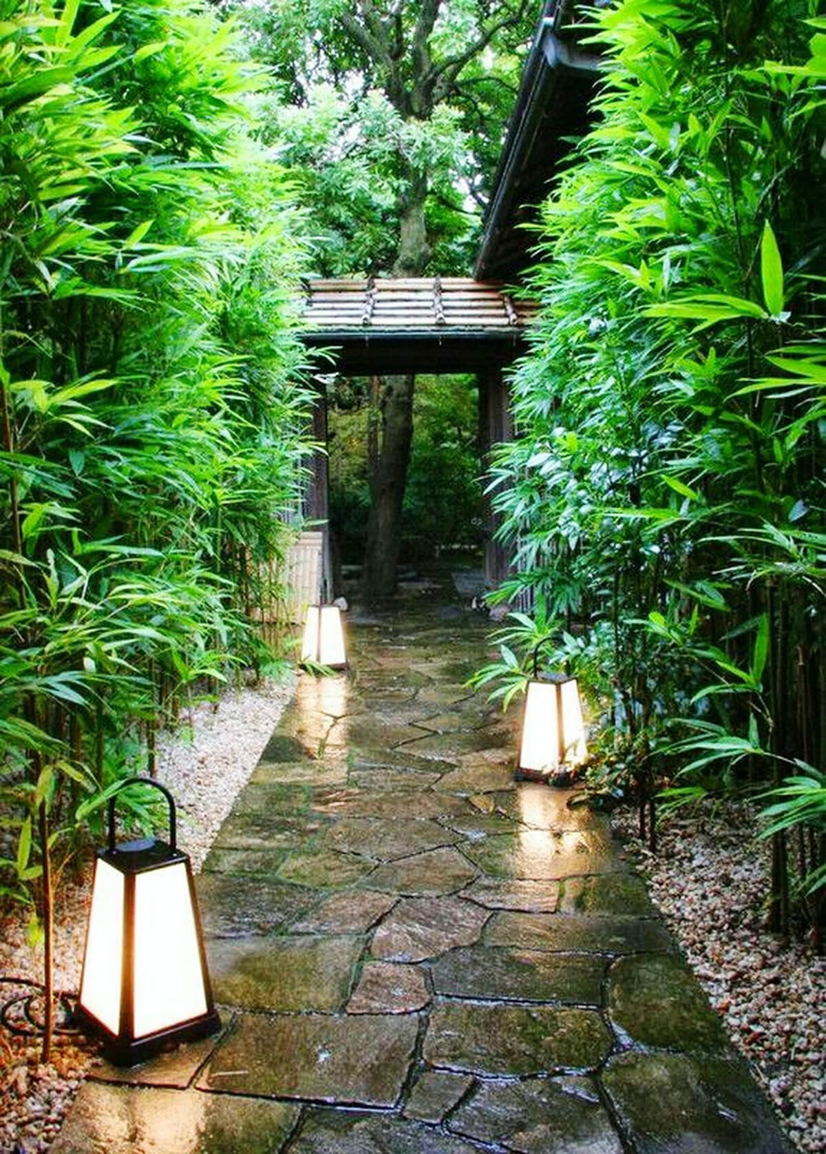 25 Best Garden Path and Walkway Ideas and Designs for 2017 on Backyard Walkway Ideas id=74332