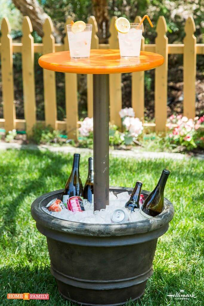 32 Best DIY Outdoor Bar Ideas and Designs for 2017 on Outdoor Bar Patio Ideas id=24014